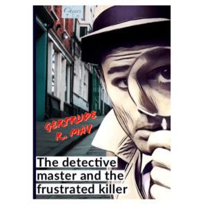 The detective master and the frustrated killer.COVER web